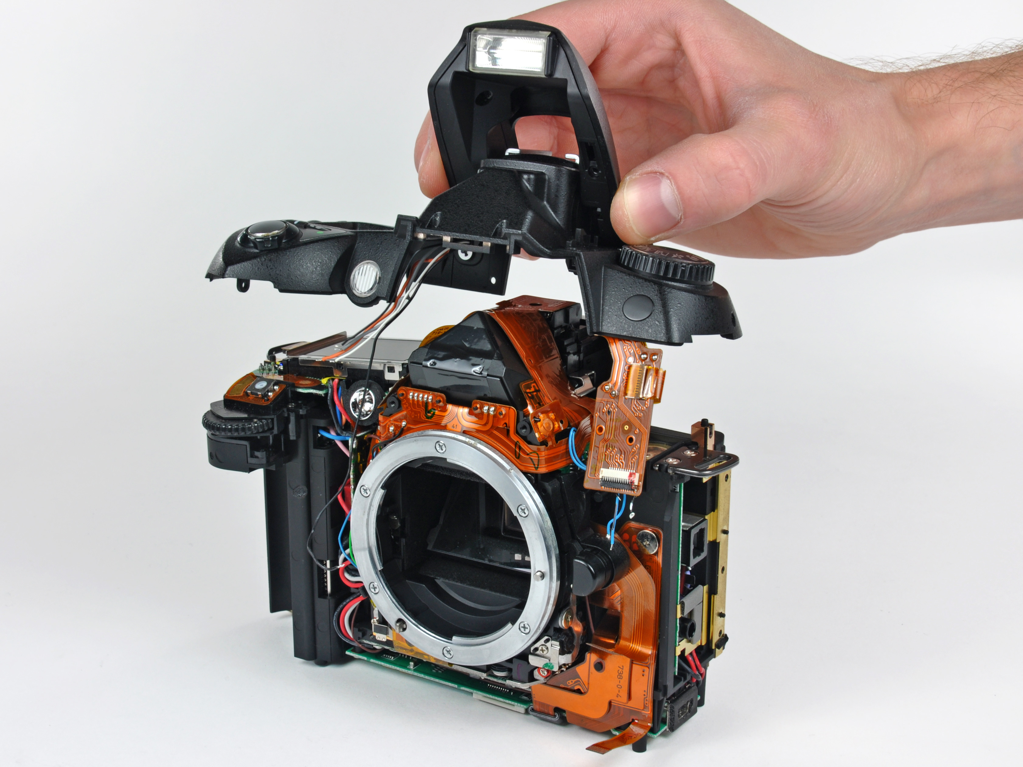 Ремонт цифровых фотоаппаратов своими руками