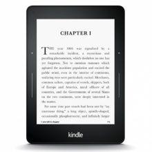 Amazon запускает высокого класса Voyage электронные книги