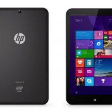 Новый планшет HP с операционной системой Windows 8.1